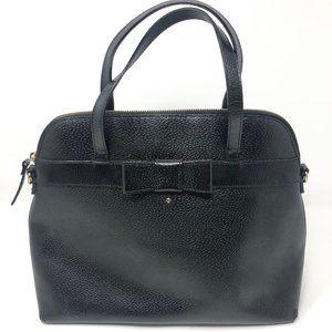Kate Spade Kirk Park Black Saffiano Leather Bag